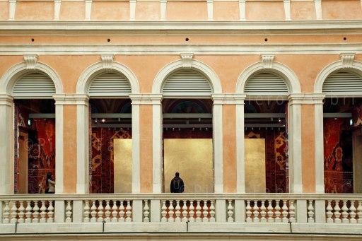 #rudolfstingel #art #venice #palazzograssi