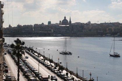 La Valletta da Sliema