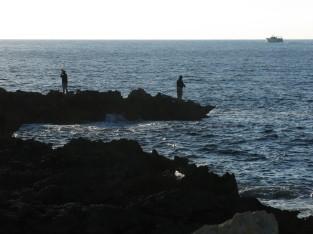 Pescatori a Cirkewwa