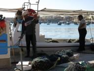 Pescatori a Marsaxlokk