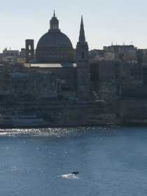 St.Pauls cathedral-La Valletta