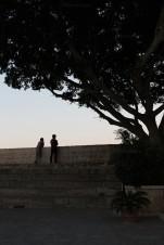 Tramonto a Mdina