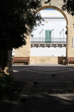 Upper Barrakka Gardens-La Valletta